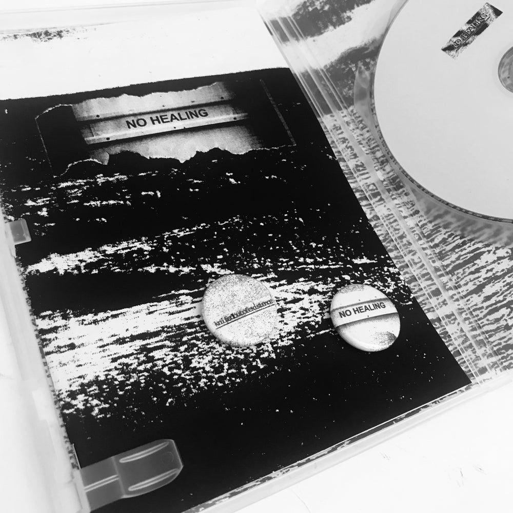 Knifedoutofexistence - No Healing CD-R