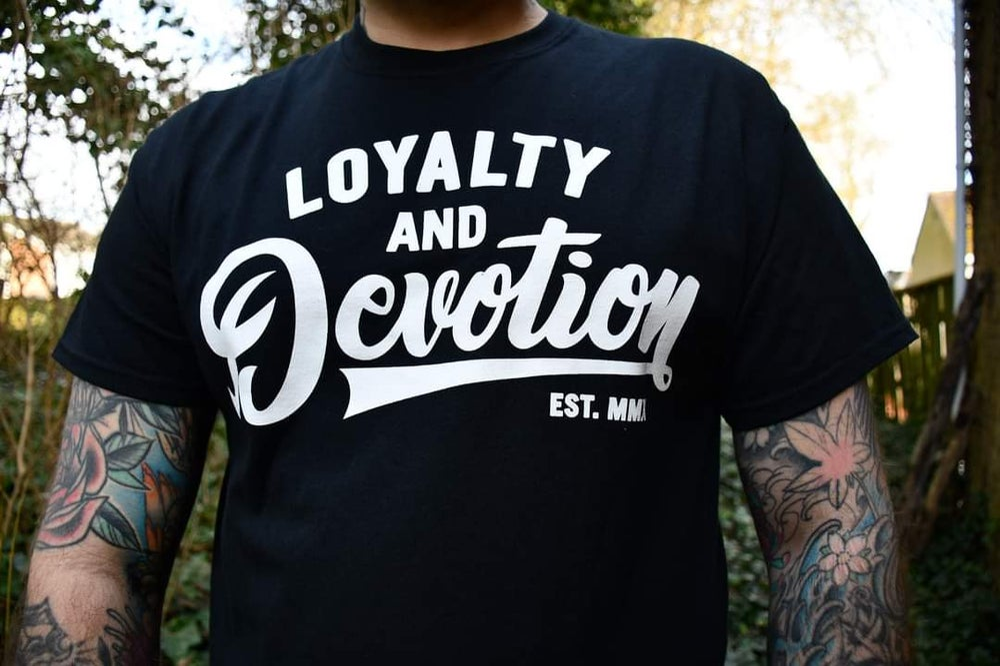 Legacy Black T-Shirt