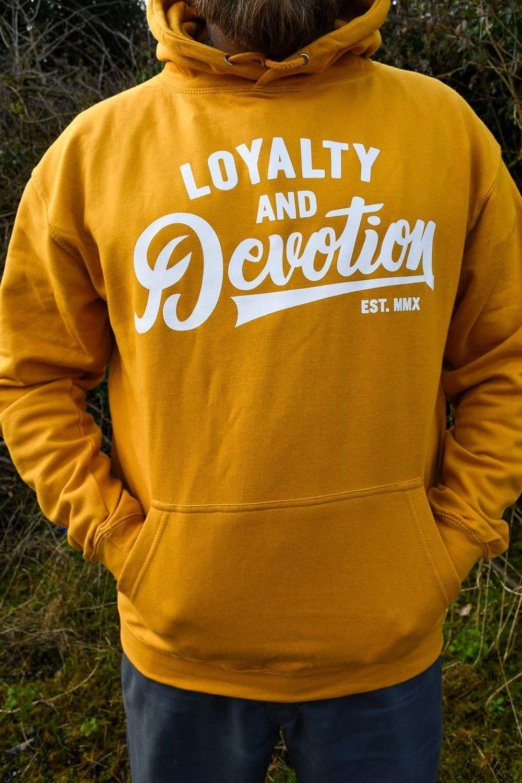 Legacy Hood Mustard