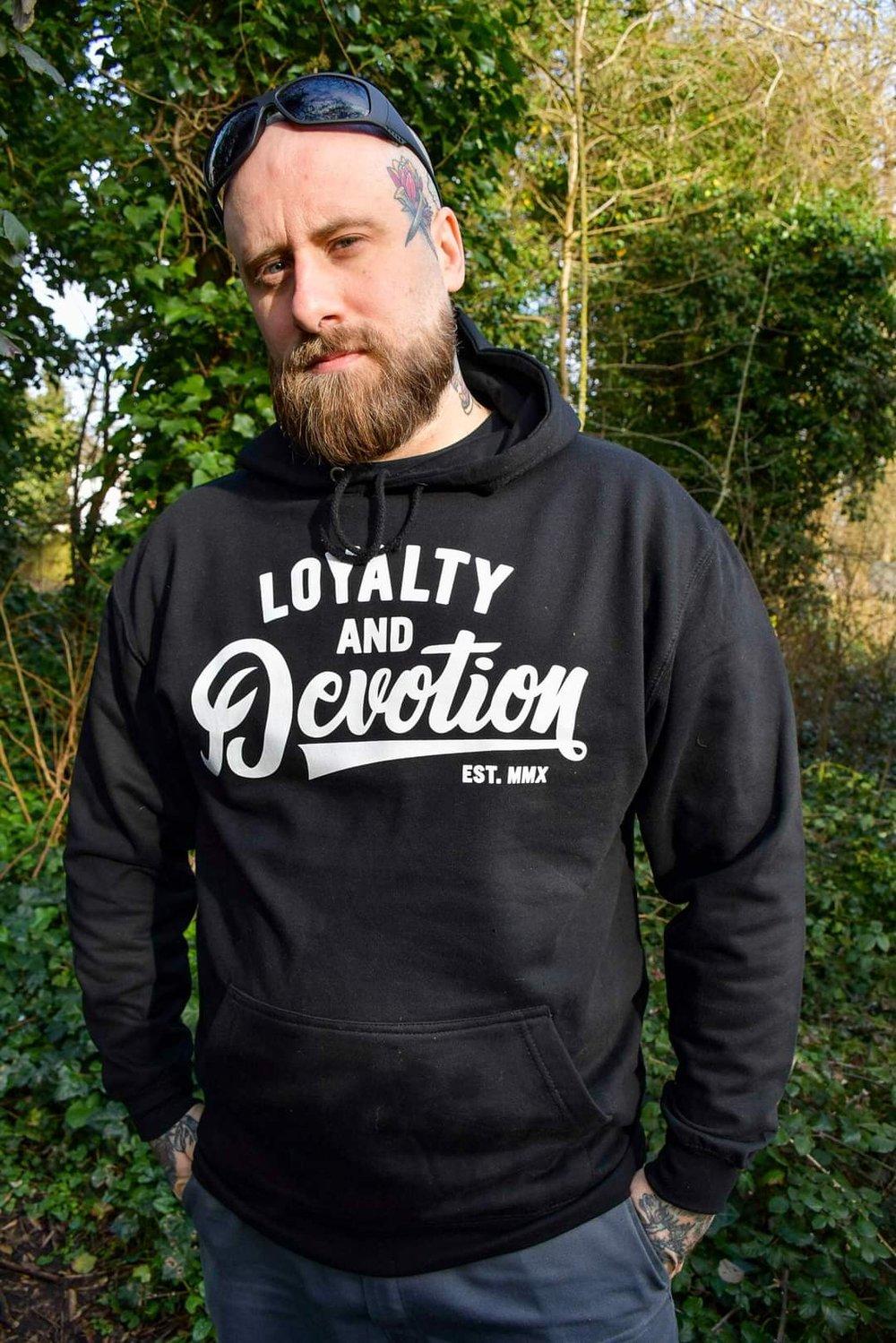 Legacy Hood Black