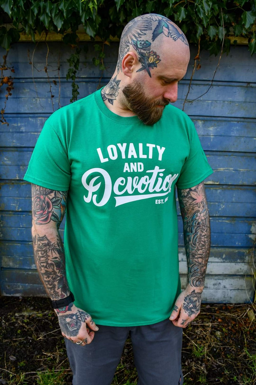 Legacy Kelly Green T-Shirt