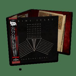 Image of Prins Svart Sanning/Makt, Deluxe Vinyl Edition (pre-order)