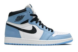 "Image of Air Jordan I (1) Retro High OG ""University Blue"""