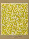 Graham Sutherland 'Abstract' Wallpaper