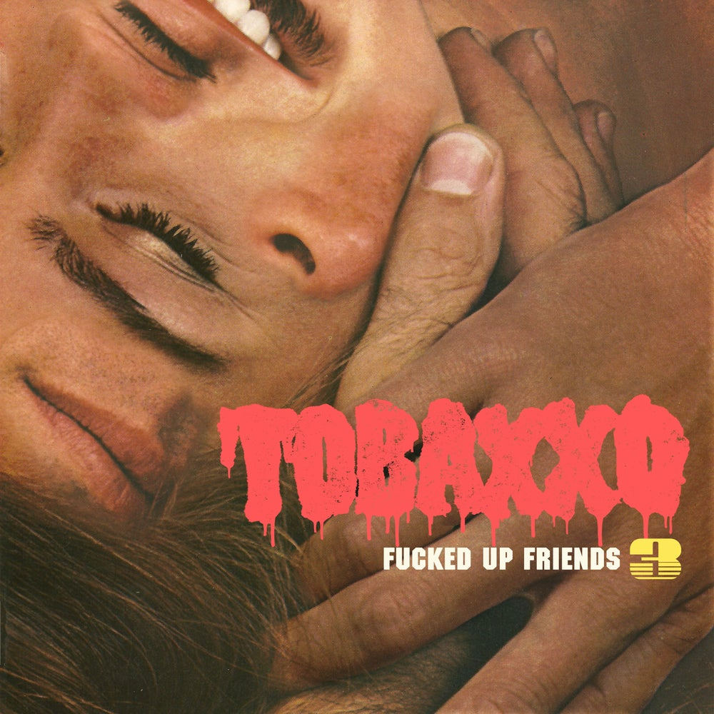 """Image of TOBACCO """"Fucked Up Friends 3"""" CD ***PREORDER SHIPS MAY 2021***"""