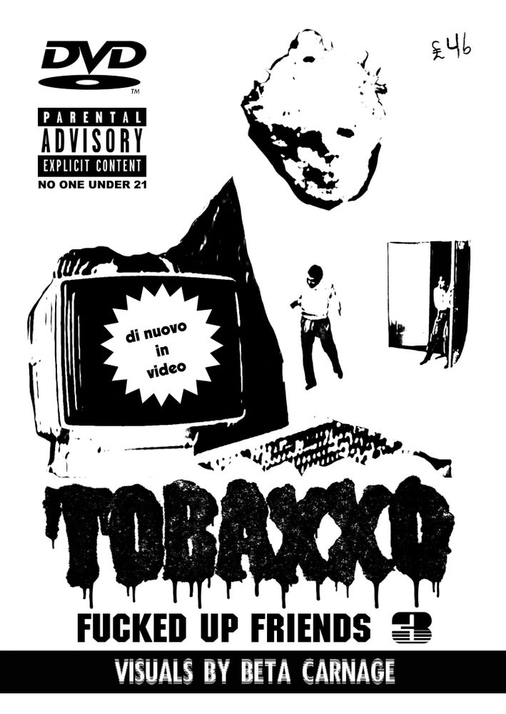 "Image of TOBACCO ""Fucked Up Friends 3"" DVD ***PREORDER SHIPS JULY 2021***"