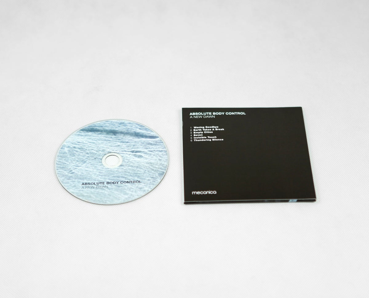 Image of Absolute Body Control - A New Dawn CD