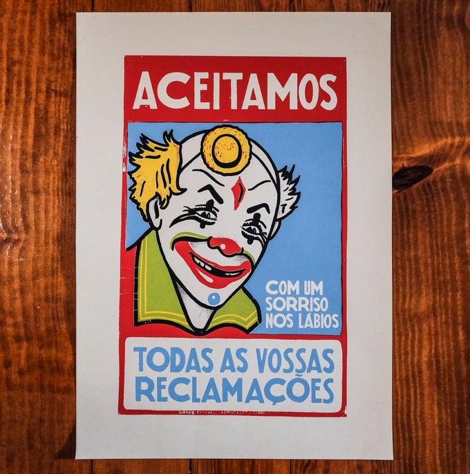 Image of Aceitamos...