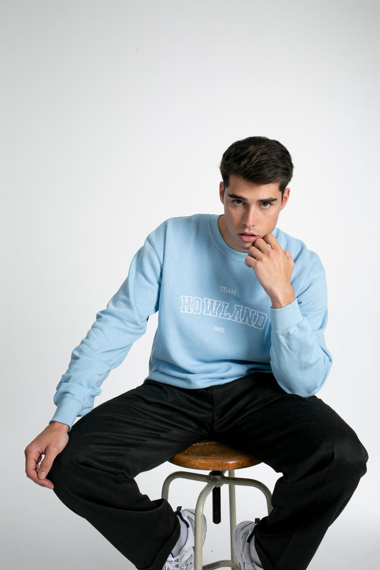 Image of HOWLAND OLD SCHOOL SWEATER
