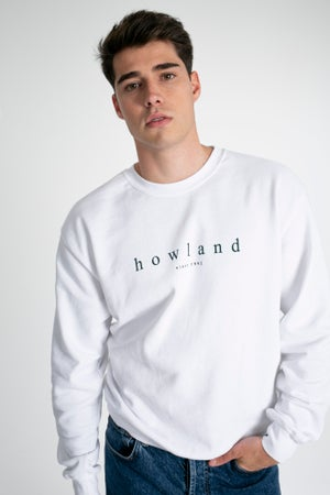 Image of WHITE SWEATER