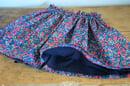 Image 2 of jupe en liberty wiltshire nausicaa