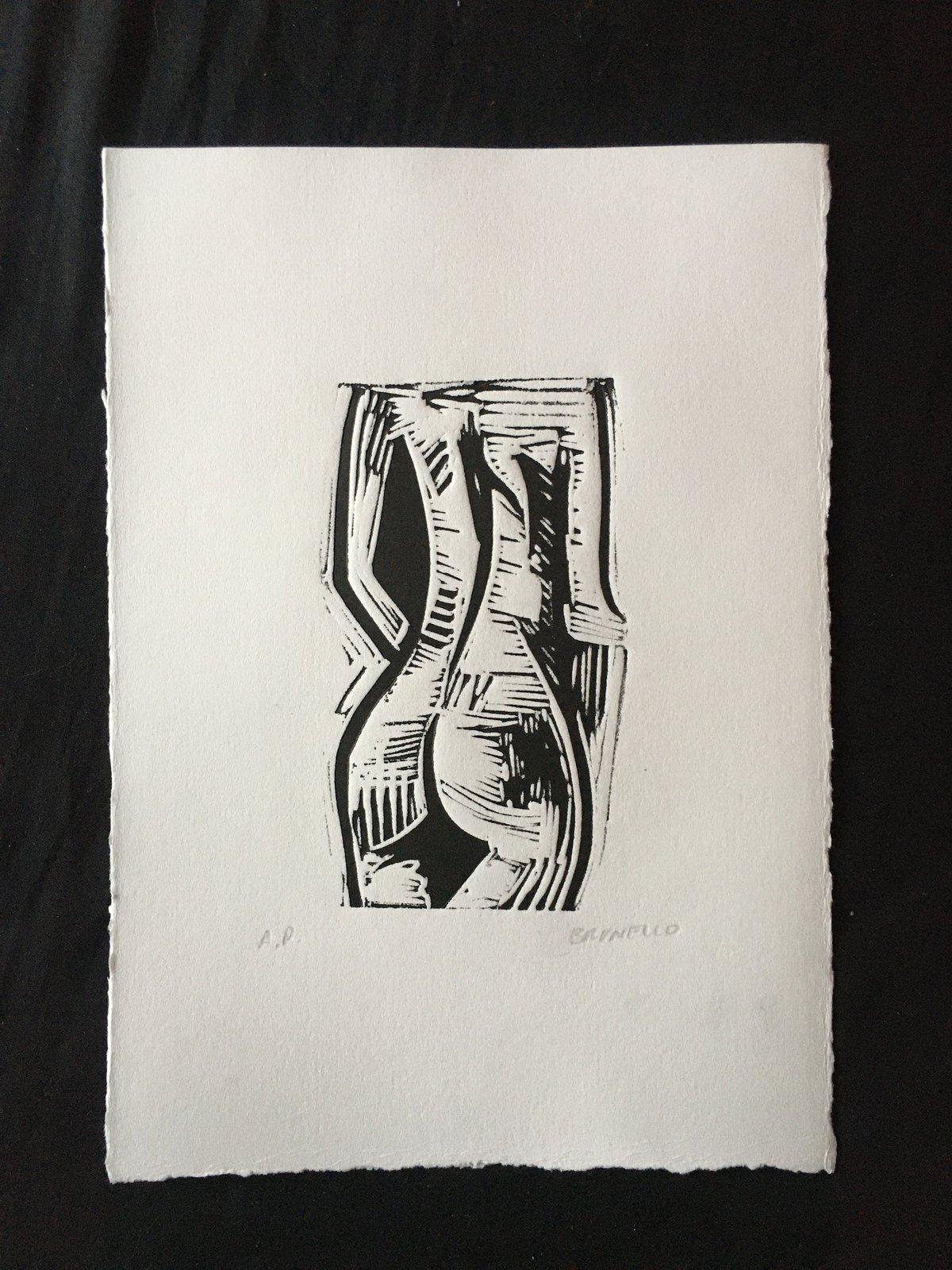Image of Linocut 2