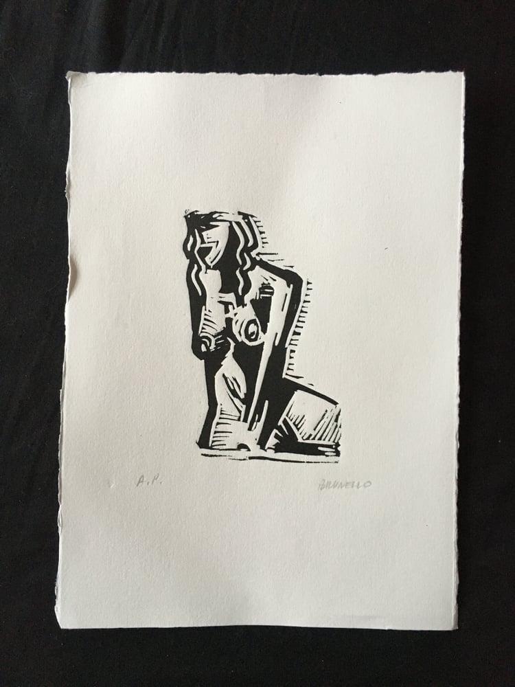 Image of Linocut 3