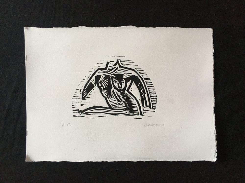 Image of Linocut 5