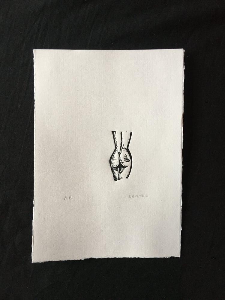 Image of Linocut 10