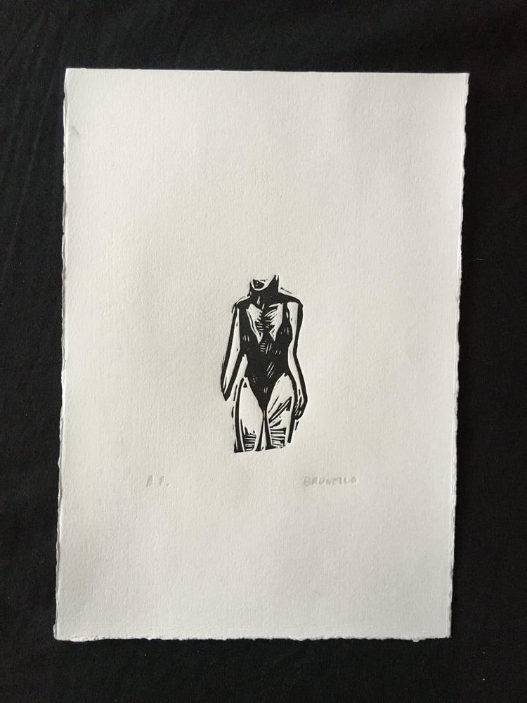 Image of Linocut 11