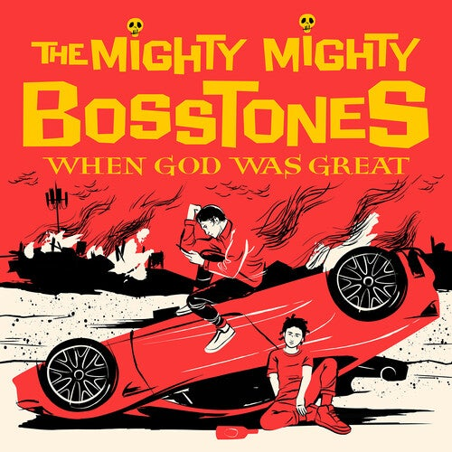 Image of *NEW* The Mighty Mighty Bosstones - When God Was Great 2xLP