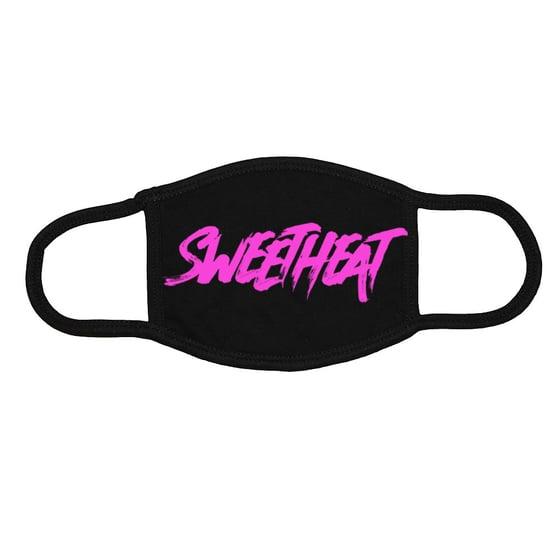 Image of SweetHeat Black Mask