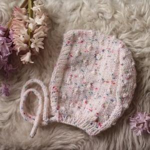 Image of Johannes Bonnet - confetti - size 3-9 months