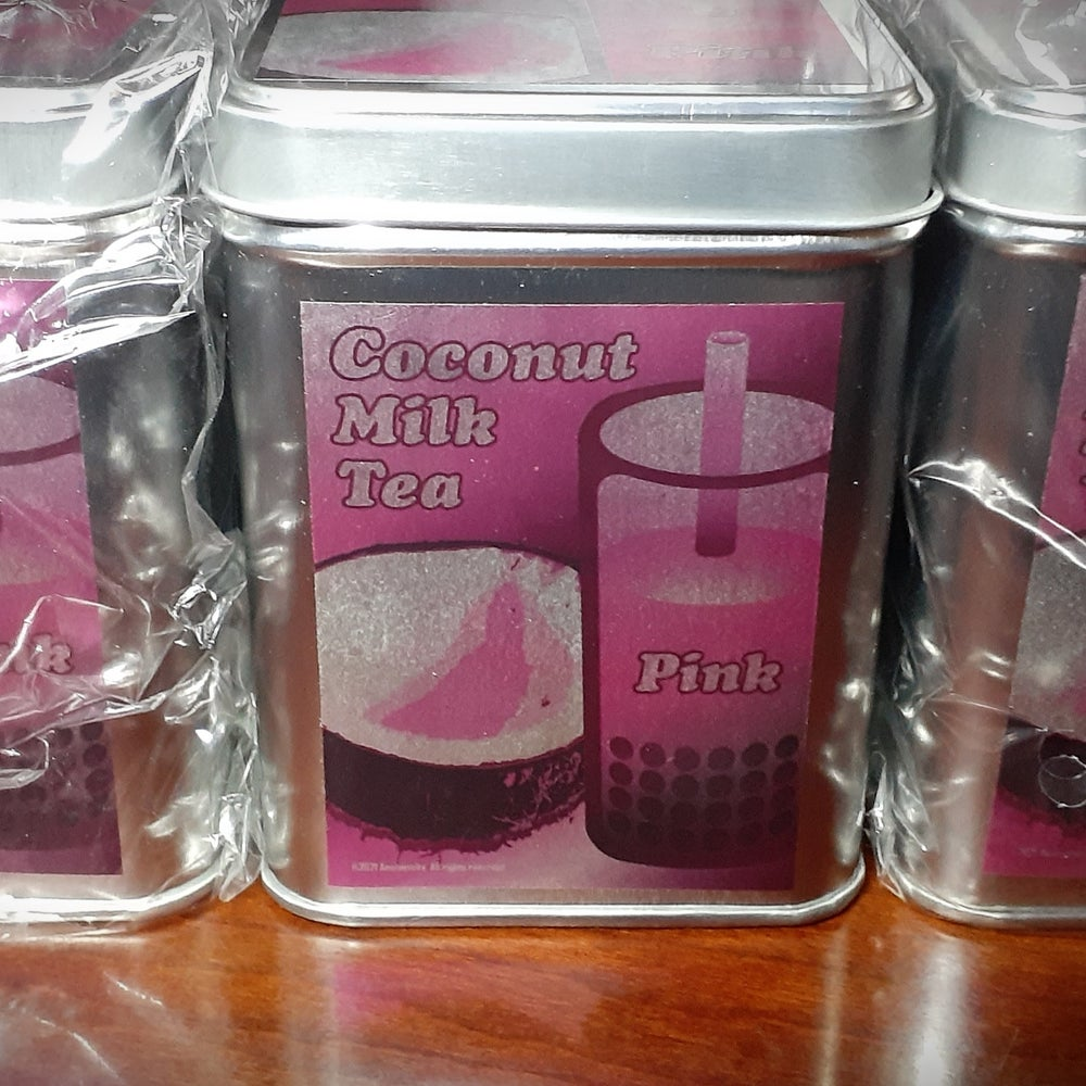 Image of Coconut Milk Tea - Pink