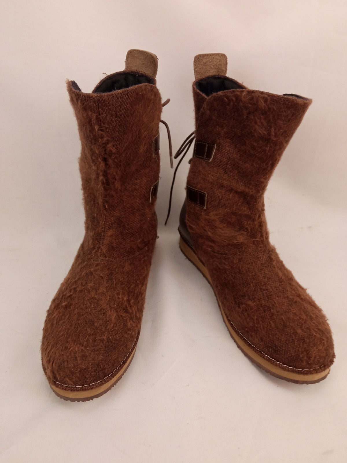 Image of REY BOOTIES BROWN