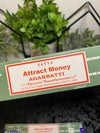 Attract Money Incense