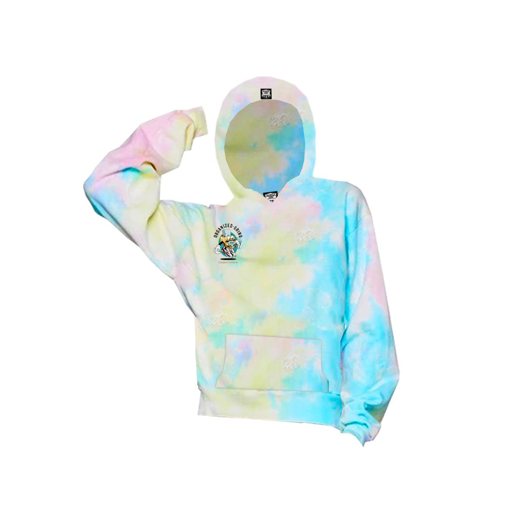 Image of New Tye Dye Sweat Suit