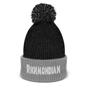 Image of Richmondian Pom-Beanie