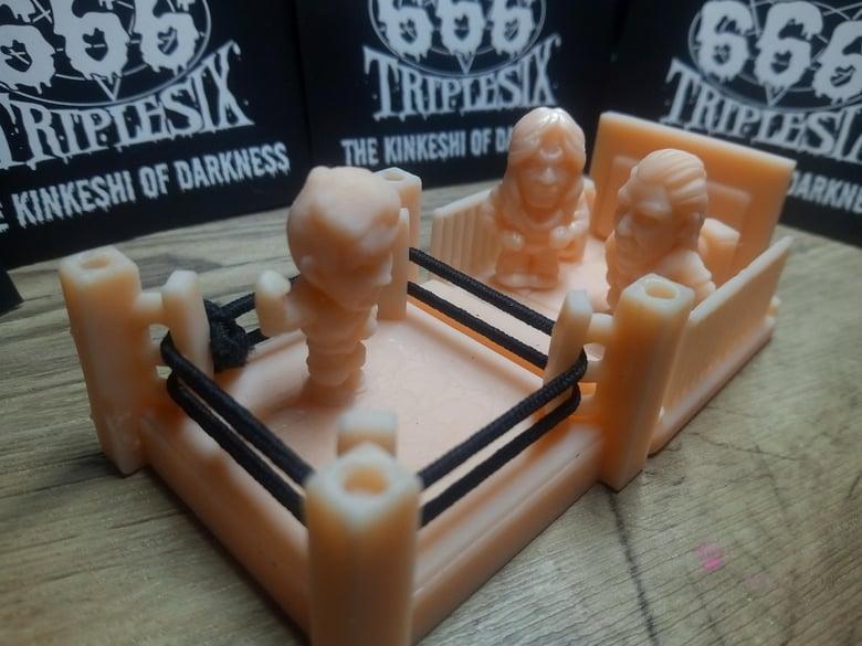 Image of BMT Epic - Triplesix Wrestling Mini Arena Set