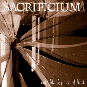 "Image of CD ""Cold Black Piece Of Flesh"""