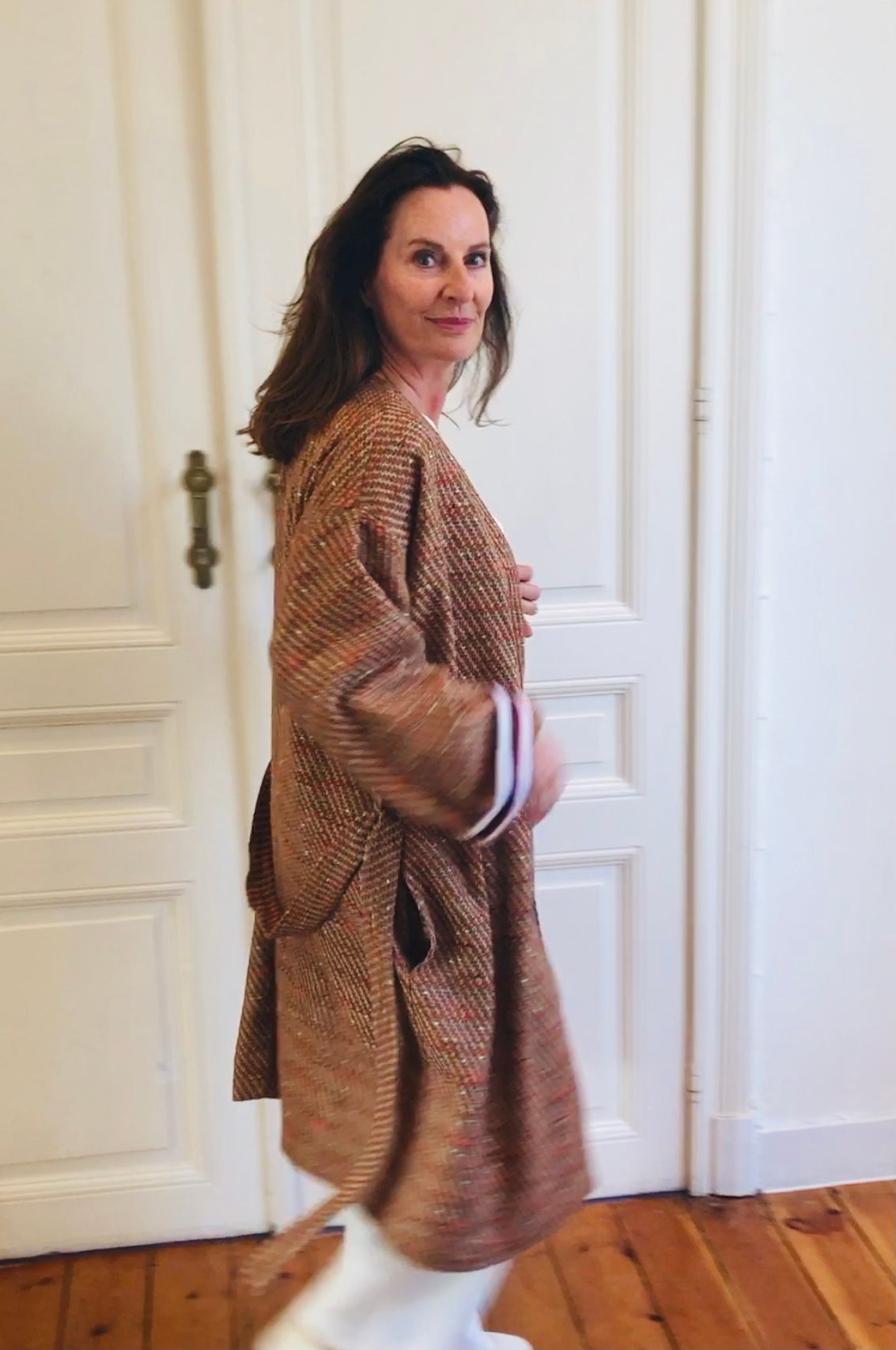 Image of Kimono Cha long