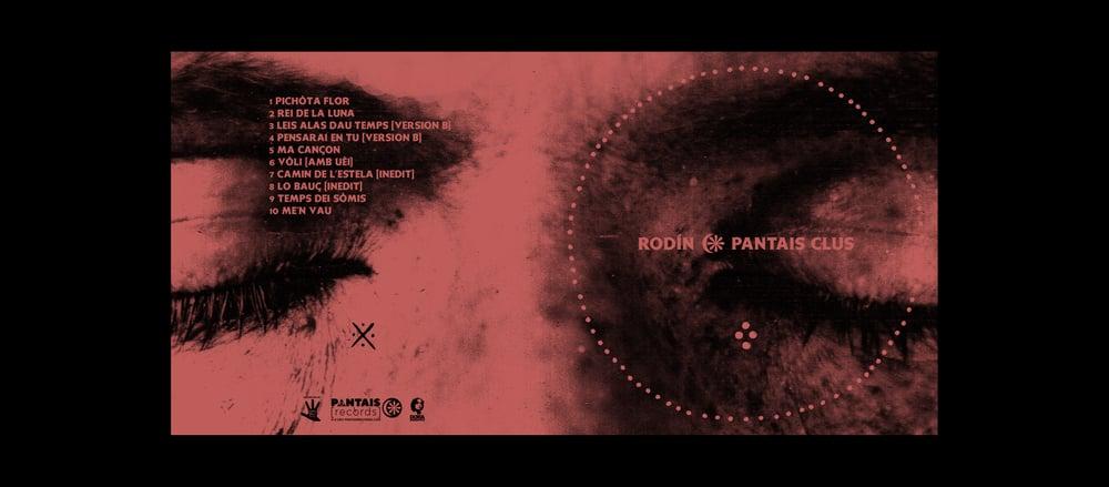 PANTAIS CLUS [CD usina] • rodín