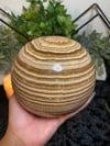 Aragonite Sphere 120mm