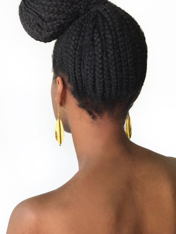 Image of Fulani Long earrings