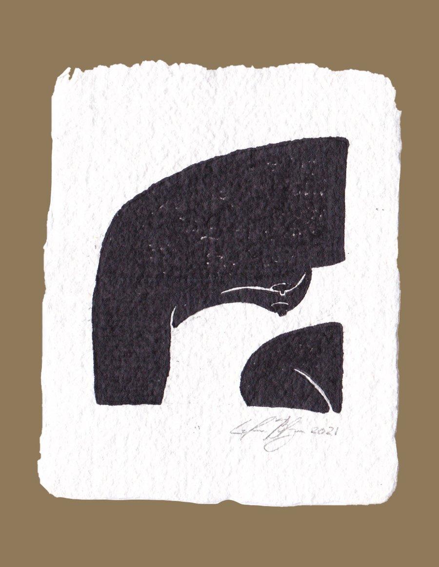 Image of Nude 03 - Original Artwork