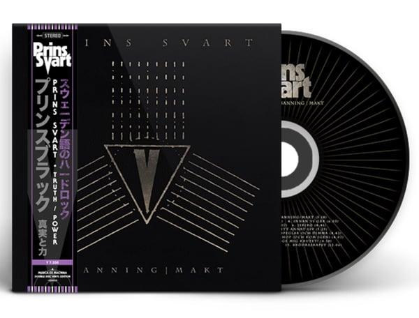 Image of Prins Svart - Sanning/Makt Deluxe CD order