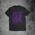 Death In My Metal Not In My Streets Tshirt Image 3
