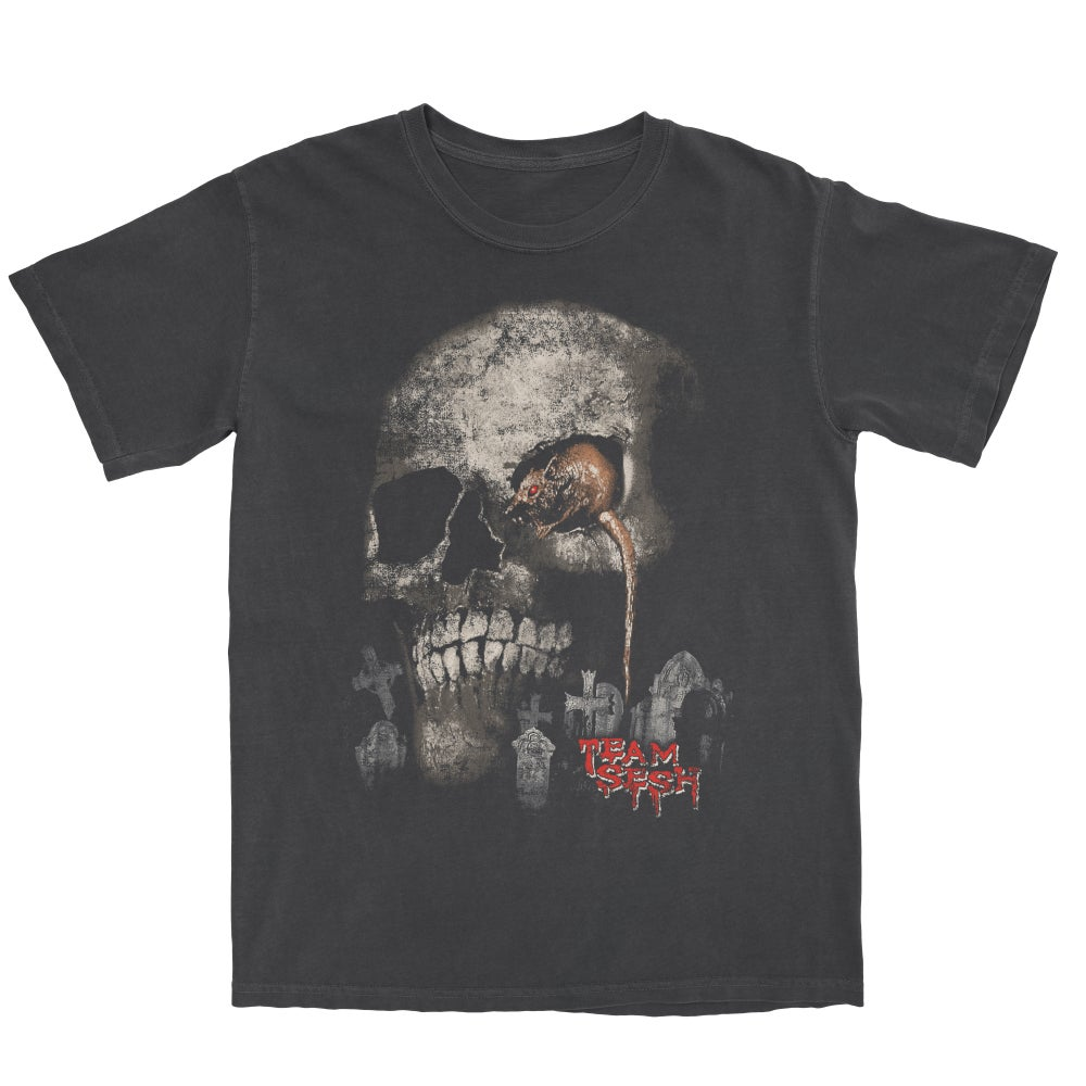 Image of RatSkull short sleeve