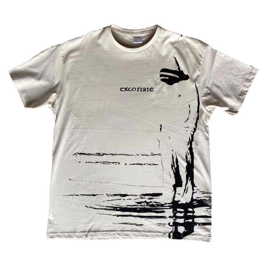 Image of 'excoriate' Short Film Tee