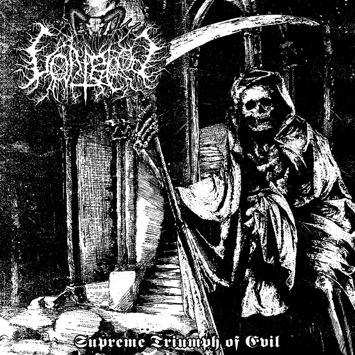 "Goatblood - ""Supreme Triumph of Evil"" CD"
