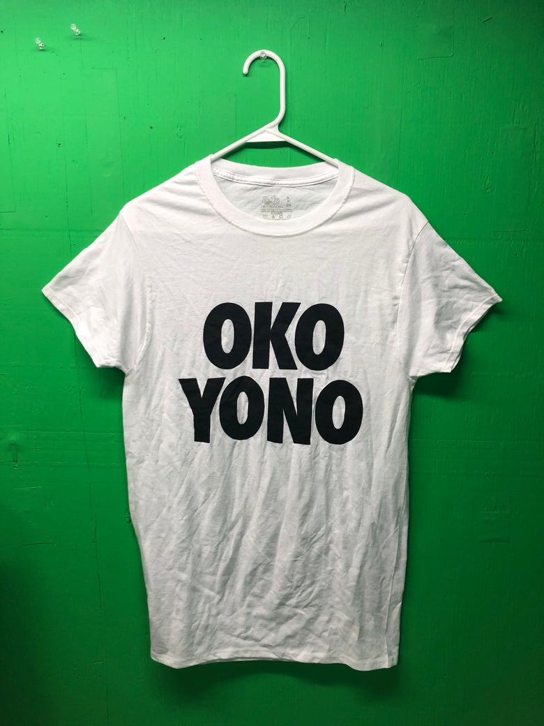 Image of Oko Yono t-shirt