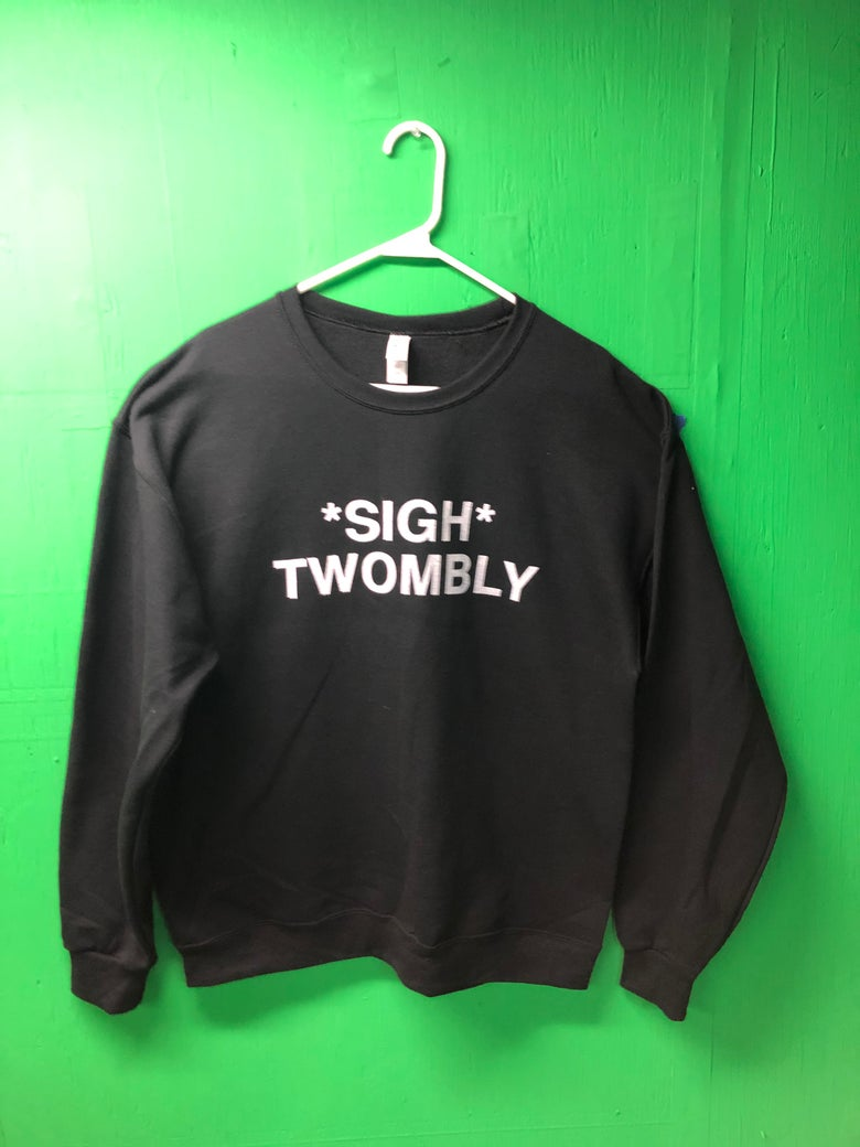 Image of sigh twombly sweater