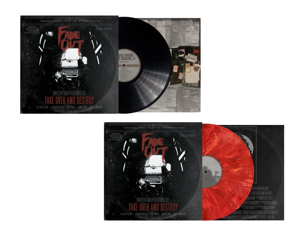 Image of Take Over And Destroy - FADE OUT - Vinyl Preorder