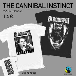 Image of THE CANNIBAL INSTINCT - Shirt