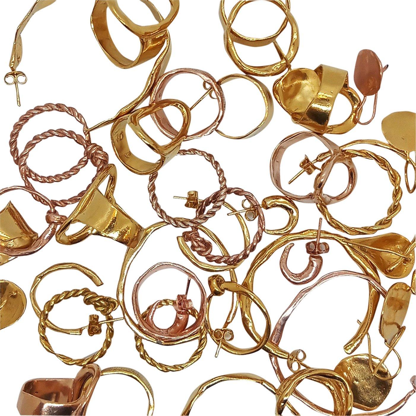 Image of Baño de oro/ Gold-Plating