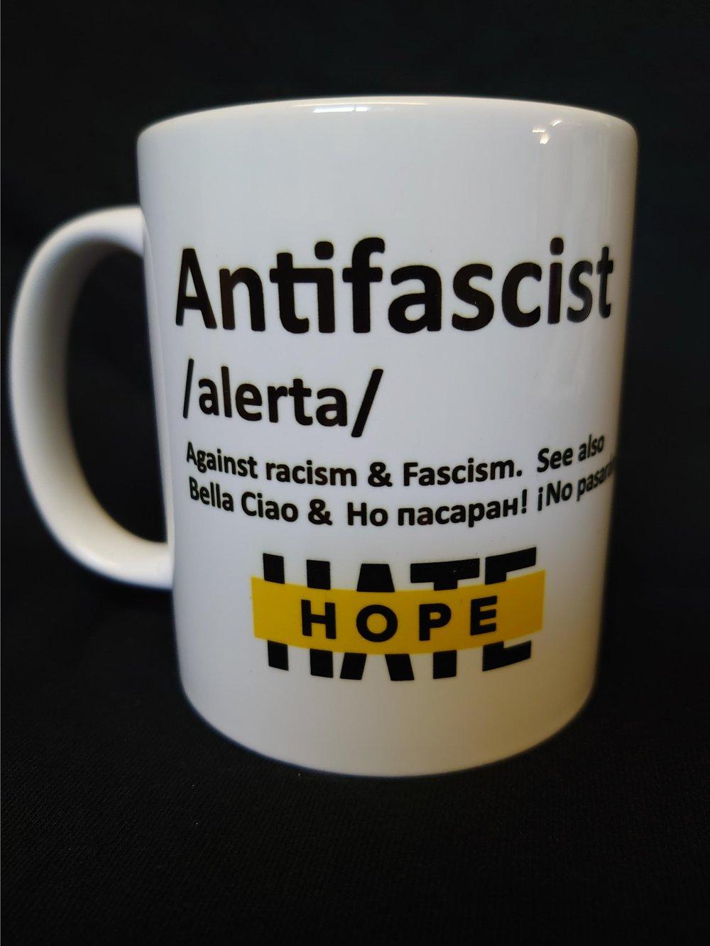Phonetic Antifascist Cup