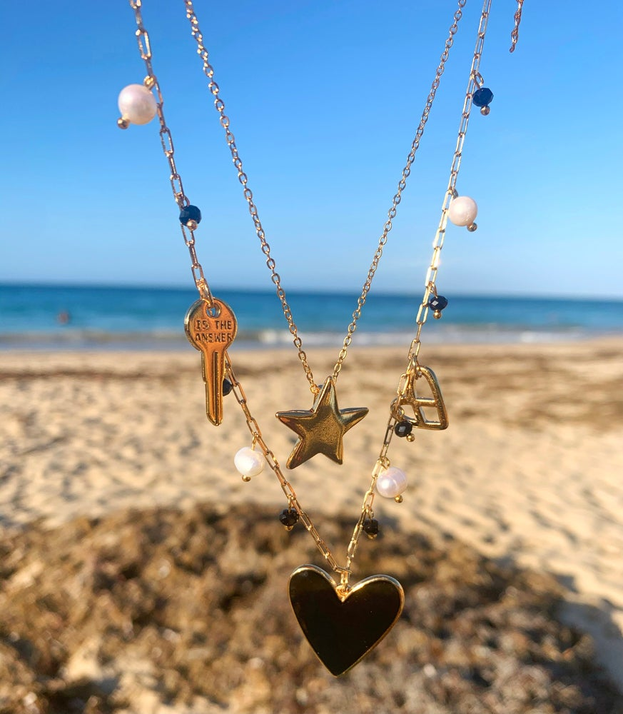 Image of Love is the Answer Necklace