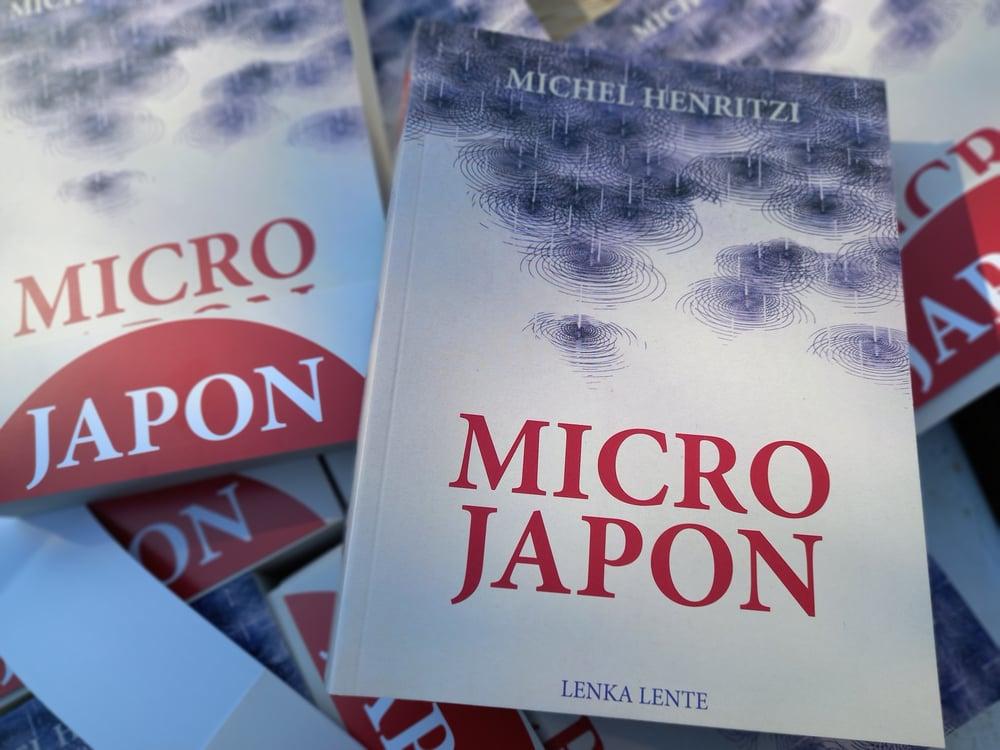Image of Micro Japon de Michel Henritzi