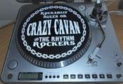 Image of CRAZY CAVAN SLIP MAT