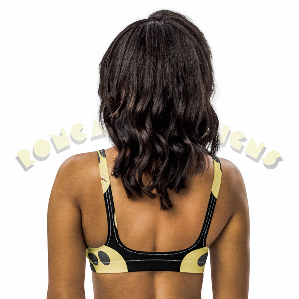 Image of RCD padded recycled bra